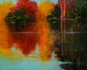 Autumn Blaze - Stephanie Thompson Art