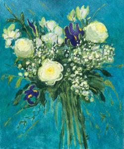 Bouquet of Delight - Stephanie Thompson Art