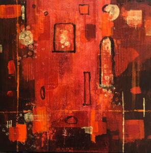 Contemplation II - Stephanie Thompson Art