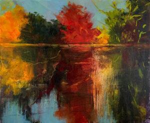 Defiant Glow - Stephanie Thompson Art