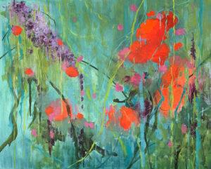 Feeling the Heat - Stephanie Thompson Art