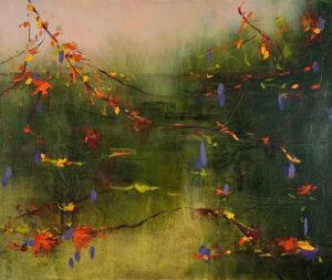 Gentle Fall - Stephanie Thompson Art