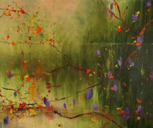 Last Leaves - Stephanie Thompson Art