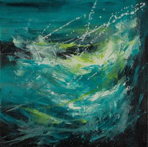 Sea Spray - Stephanie Thompson Art